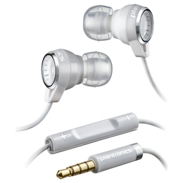 Plantronics Back Beat 216 White