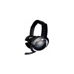 Наушники с микрофоном (гарнитура) Sony DR-GA500 (игровая, 3D-эффекты при звуке 7.1)
