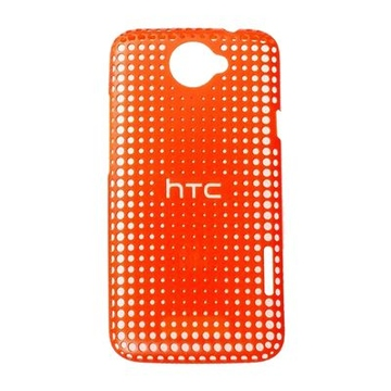 Футляр HTC HC C704 Orange (для HTC One X, пластик)