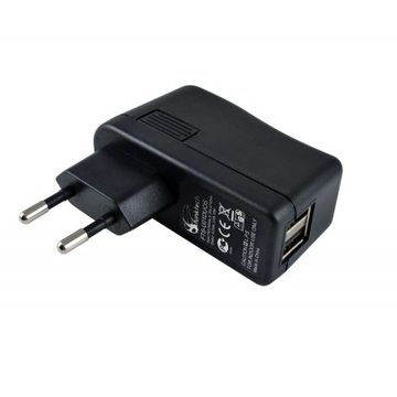 Зарядное устройство iconBit Funktech FTS-U01Duos (2 разъема USB, 100-240V, выход 5V 2A)