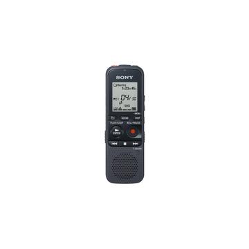 Sony ICD-PX333M (4Gb, MP3, USB, до 1073ч., слот M2/ microSD, 2хAAA, с микрофоном)
