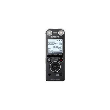 Sony ICD-SX1000 (16Gb, PCM/MP3, зум/стерео, USB, до 636ч., слот M2/ microSD, Li-ion)
