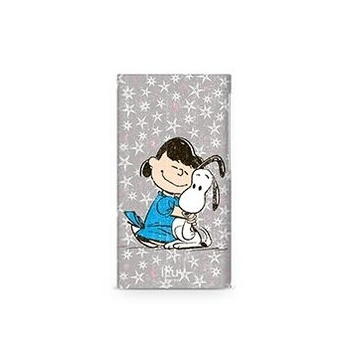 Футляр iLuv iCA6H384 Snoopy Grey (для iPod Nano 7th Gen, жесткий пластик)