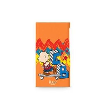 Футляр iLuv iCA6H384 Snoopy Orange (для iPod Nano 7th Gen, жесткий пластик)