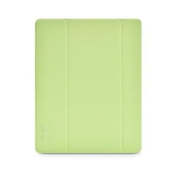Чехол iLuv iCA8H343 Epicarp Green (для iPad mini, магнитная обложка с функцией вкл/выкл экрана и подставка)