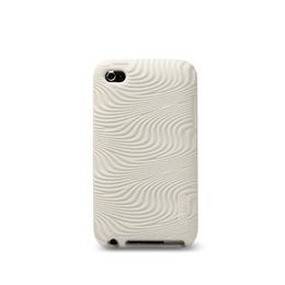 Футляр iLuv iCC613 Moxie White (для iPod Touch 4G, силикон)