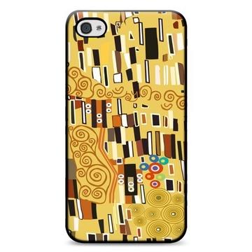 Футляр iLuv iCC759 Klimt Yellow (для iPhone 4S, жесткий пластик)