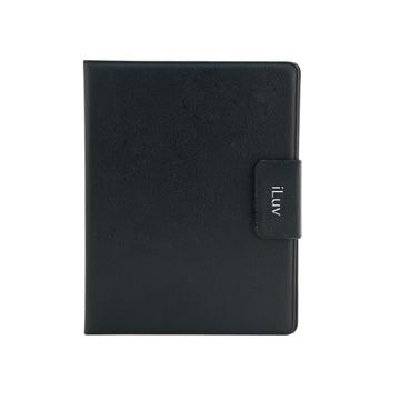 Чехол iLuv iCC831 Ulster Black (для iPad3, функция подставки)