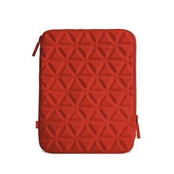 Чехол iLuv iCG8S305 Belgique Red (для iPad Mini, неопрен, на молнии)