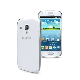 Футляр iLuv iCS7H311 Gossamer Transparent (для Samsung Galaxy S III Mini, пластик с защитой от царапин)