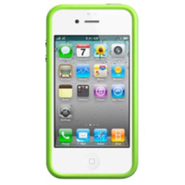 iPhone4 Bumper case Green (оригинальный)