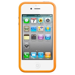 iPhone4 Bumper case Orange (оригинальный)
