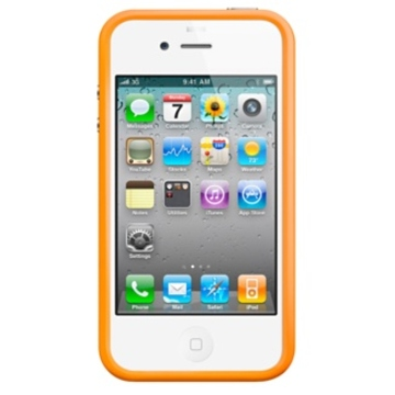 iPhone4 Bumper case Orange (оригинальный)