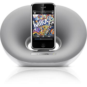 Аудиосистема Philips DS3000/12 черная (для iPhone, iPod)
