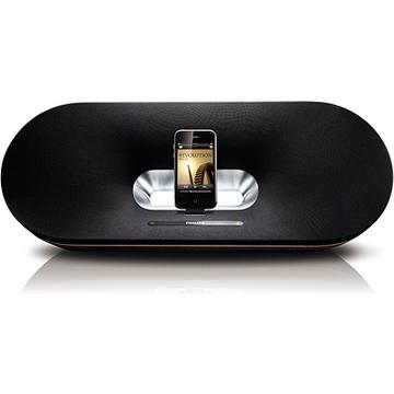 Аудиосистема Philips DS9000/12 черная (для iPhone, iPod)