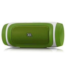 Колонки JBL Charge Green (стерео, BT, 2x5 Вт, встр. батарея 6000mAh для зарядки телефонов)
