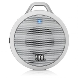 Колонки JBL Micro Wireless White (моно, BT/3.5mm mini jack)