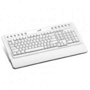 Genius KB-220 White
