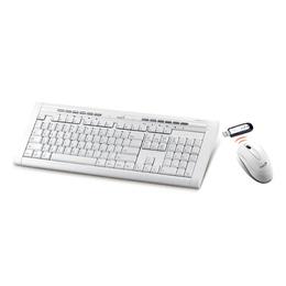 Genius SlimStar 600 White