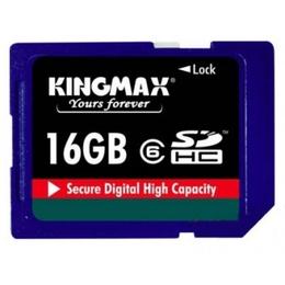 SDHC 16Гб Kingmax Класс 6