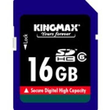 SDHC 16Гб Kingmax Класс 4