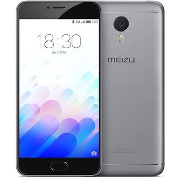 Meizu M3 Note 32GB Gray Black