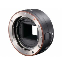 Адаптер Sony LA-EA1 (А -> Е, позволяет устанавливать объективы с байонетом А на камеры NEX с байонетом Е)