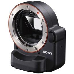 Адаптер Sony LA-EA2 (А -> Е, позволяет устанавливать объективы с байонетом А на камеры NEX с байонетом Е)