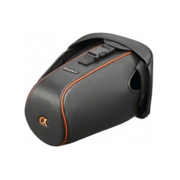Чехол для фотоаппарата Sony LCS-AMLC4 Black (кожа, для DSLR-A900)