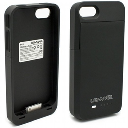 Футляр Lenmar BC4 Black (футляр-аккумулятор для iPhone4, 1700mAh]