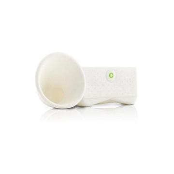 Подставка Bone Horn Stand White (для iPhone 4/4S, силикон, усилитель звука)