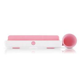 Подставка Bone Horn Stand Pink (для iPad2, поликарбонат, усилитель звука)