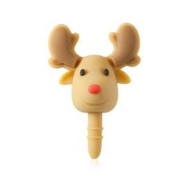 "Колпачок Bone Deer Ear Cap Brown (для 3.5"" разъема)"