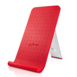 Подставка Bone Angles Stand Pro Red (для iPad1/2/3, силикон/аллюминий)