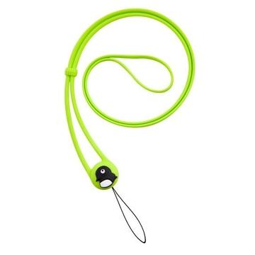 Шнурок Bone Charm Lanyard Green (для мобильного телефона/плеера, на шею, силикон)
