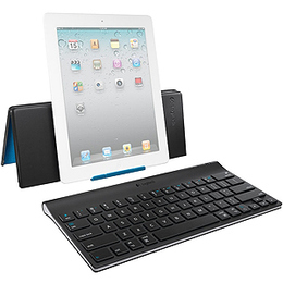 Logitech Tablet Keyboard Black