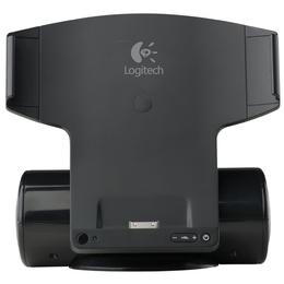 Докстанция Logitech AV Stand (для iPad1/2/3, 2x2.5 Вт, пульт ду, 980-000594)
