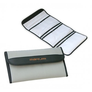 Чехол Marumi Soft Filter Case-S-Grey MR08-4SG (для фильтров)