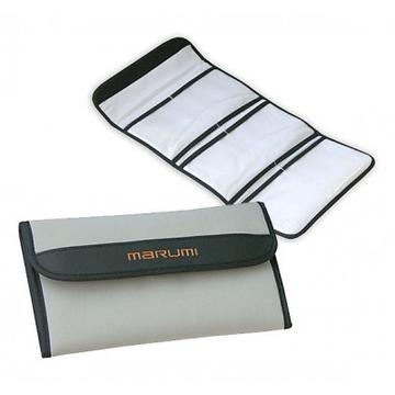 Чехол Marumi Soft Filter Case-M-Grey MR08-6MG (для фильтров)