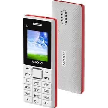 Maxvi C9 White Red