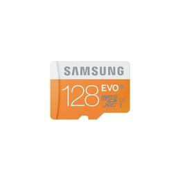 MicroSDXC 128Гб Samsung Класс 10 UHS-I Pro (адаптер)