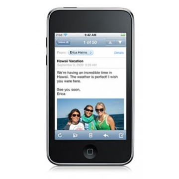 Apple iPod Touch 3th Gen 32GB Black