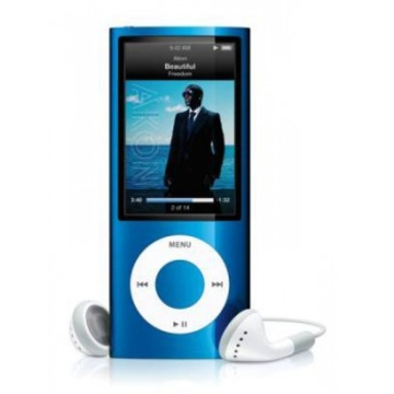 Apple iPod Nano 4th Gen 8GB Blue