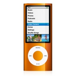 Apple iPod Nano Chromatic 8GB Orange