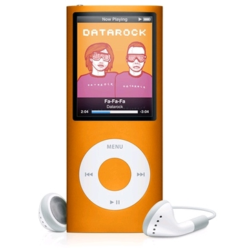 Apple iPod Nano Chromatic 16GB Orange