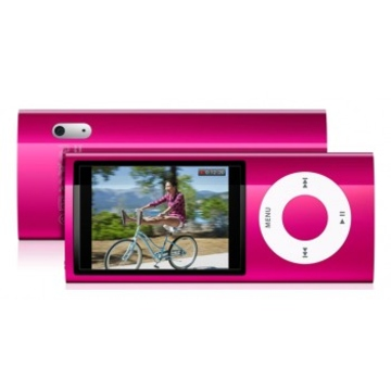 Apple iPod Nano 4th Gen 16GB Pink