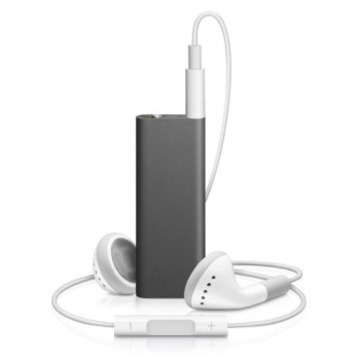 Apple iPod Shuffle 4GB Black