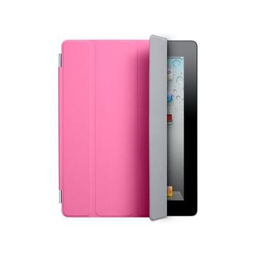Чехол Apple Smart Cover Pink (полиуретан, MC941, для iPad2)