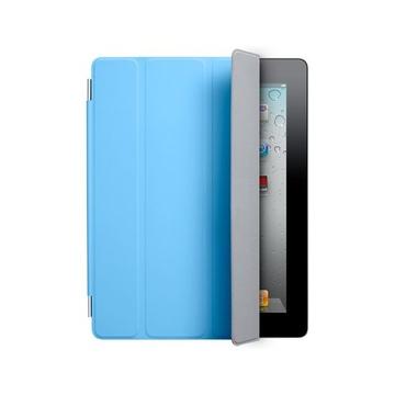 Чехол Apple Smart Cover Blue (полиуретан, MC942, для iPad2)