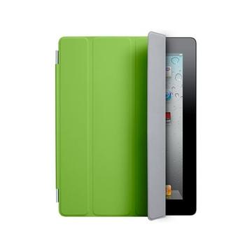 Чехол Apple Smart Cover Green (полиуретан, MC944, для iPad2)